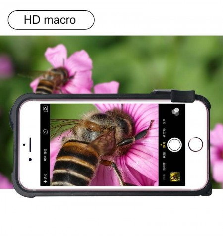 Coque Photo Professionnelle iPhone - Macro
