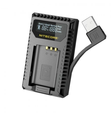 Chargeur USB Nitecore USN2 - Sony NP-BX1