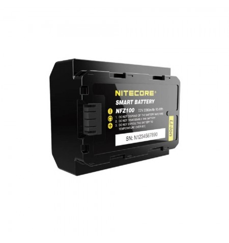 Batterie intelligente Nitecore NFZ100