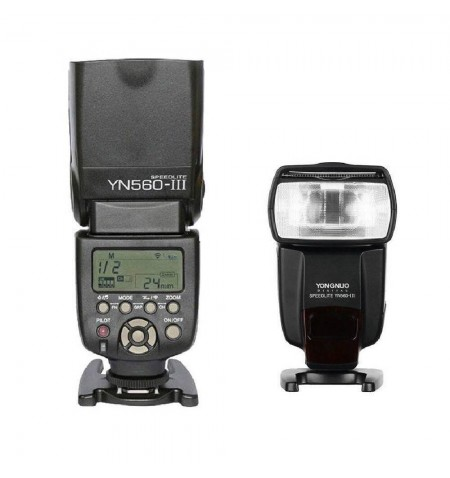 Flash SpeedLite Yongnuo YN560 III - V2018