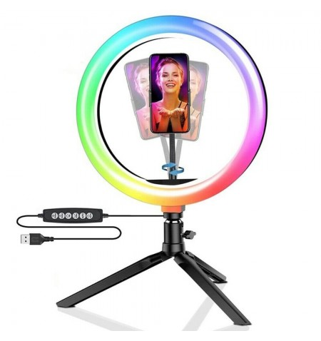 Kit RIng LIght Funipica RGB 532F1-A