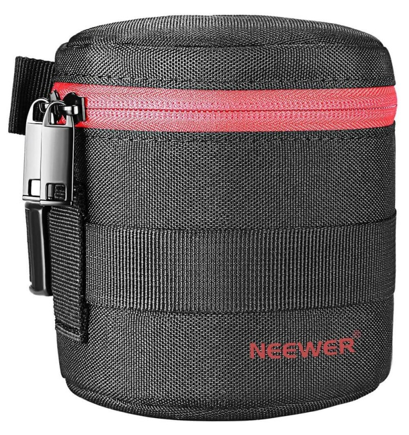 Housse Neewer NW-L2020-R - Objectif photo 18-55MM