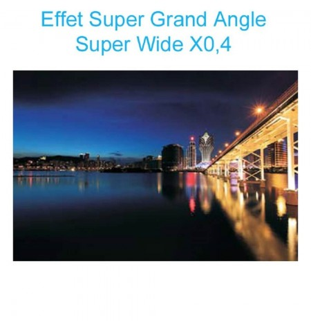 Effet Grand Angle